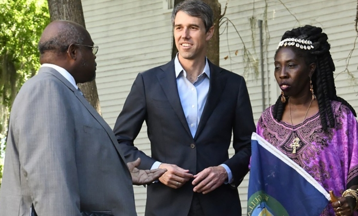 BETO AND HIS UNCLE TOM PUPPETS