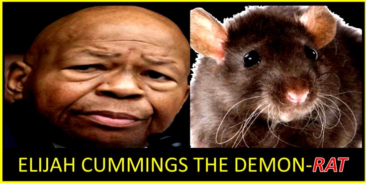 CUMMINGS THE DEMON-RAT
