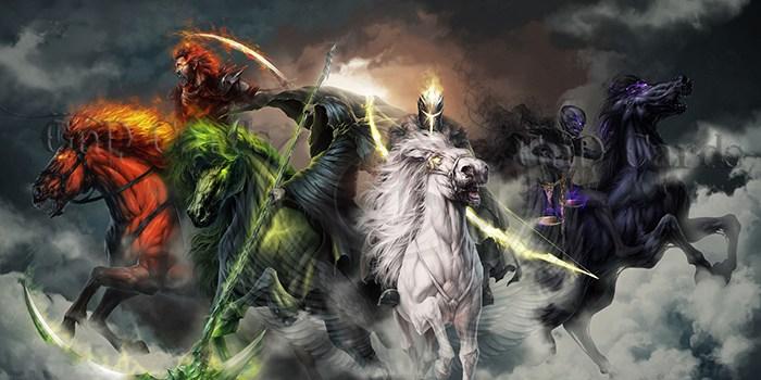FOUR HORSEMEN SQUAD