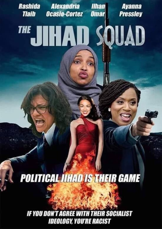 THE JIHAD SQUAD