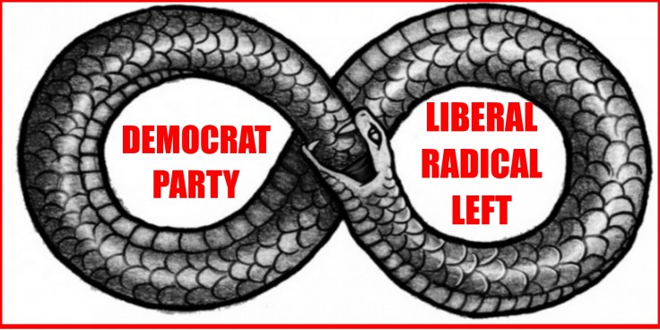 DEMOCRAT PARTY IMPLODES