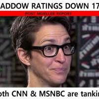 Rachel Maddow's Ratings Are Still Falling With No Signs Of Stopping...