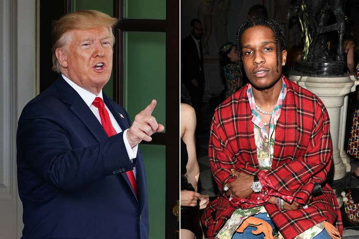 president-trump-asap-rocky