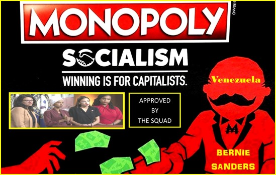 SOCIALISM MONOPOLY