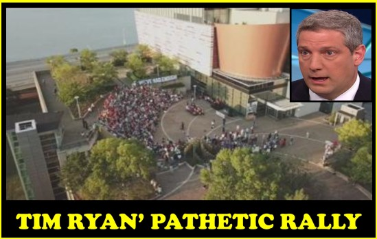 TIM RYAN MASSIVE RALLY