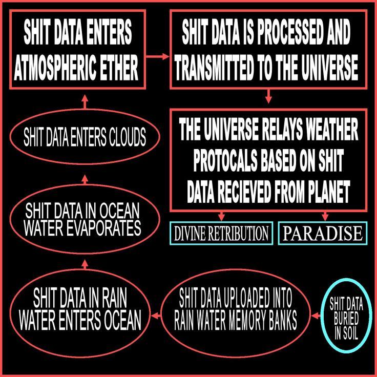 SHIT DATA FLOW CHART