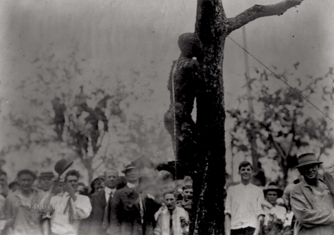 DEMOCRATS LYNCHED AND BURNED BLACK PEOPLE