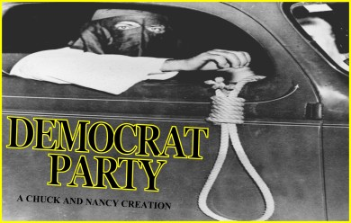 LYNCHING IS A DEMOCRAT POLICY