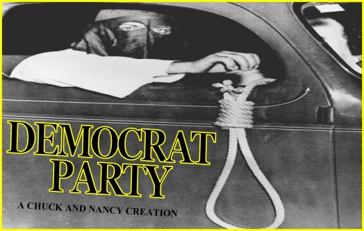 LYNCHING IS A DEMOCRAT POLICY
