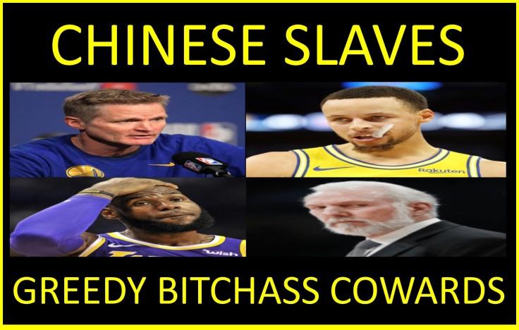 NBA SLAVES