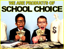 PRODUCTS OF SCHOOL CHOICE