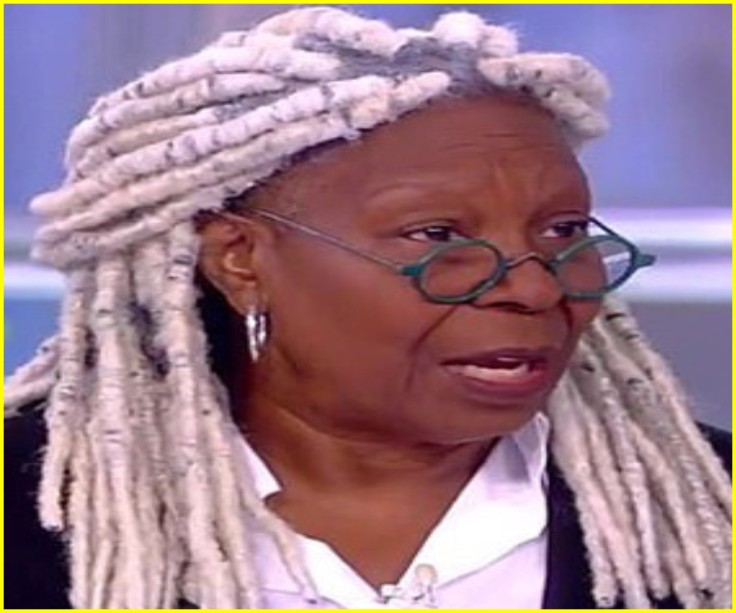 THE WHOOPI MONSTER