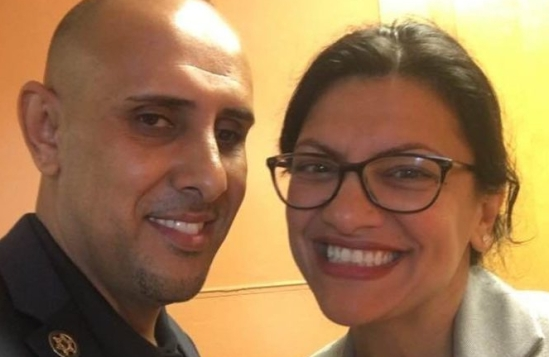 Tlaib IS A SEX CRIME ENABLER