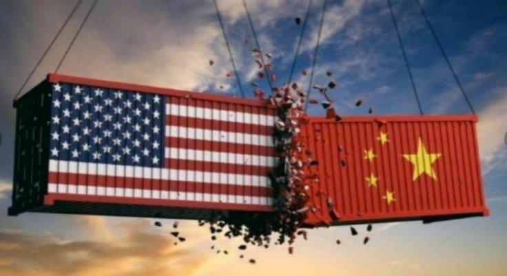 us and china clash