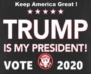 VOTE TRUMP 2020