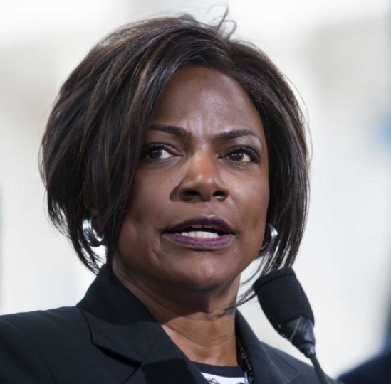 DUMB BITCH Val-Demings