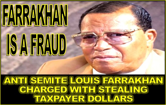 FARRAKHAN STEALING MONEY