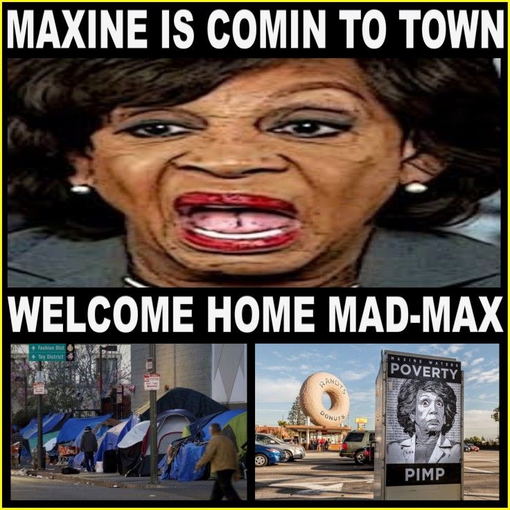 MAD MAX PIMPS HER DISTRICT
