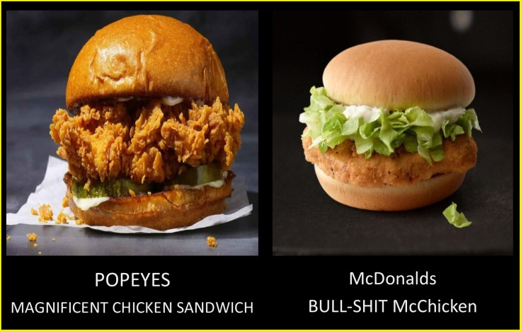 MCDONALDS IS A RIP OFF