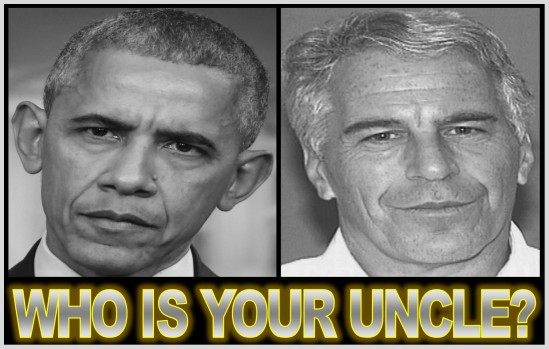 OBAMAS UNCLE EPSTEIN