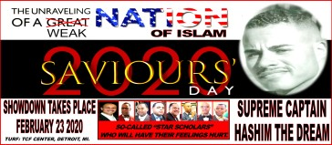 THE NATION OF ISLAM FALLS