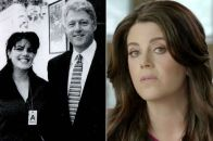 BILL AND Monica-Lewinsky