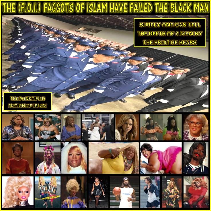 faggots of islam FOI