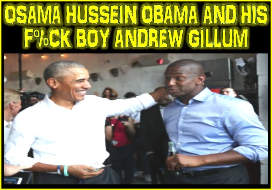 OBAMA AND HIS FUCK BOY