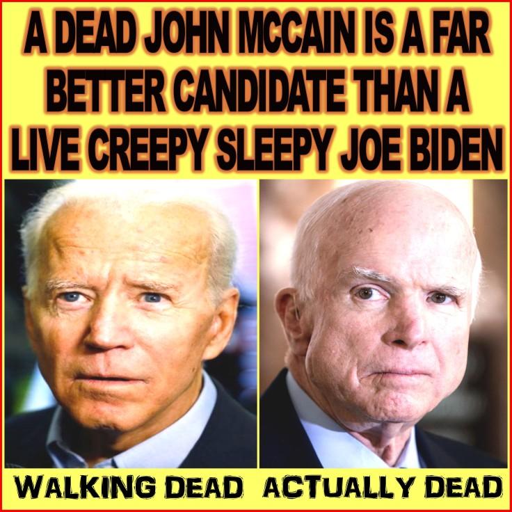 WALKING DEAD JOE BIDEN