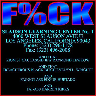 SLAUSON LEARNING CENTER