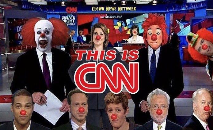 CLOWN NEWS NETWORK CNN