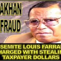 HMMM, WHERE DOES FARRAKHAN INVEST THE PYRAMID SCHEME MONEY YOU GIVE HIM?
