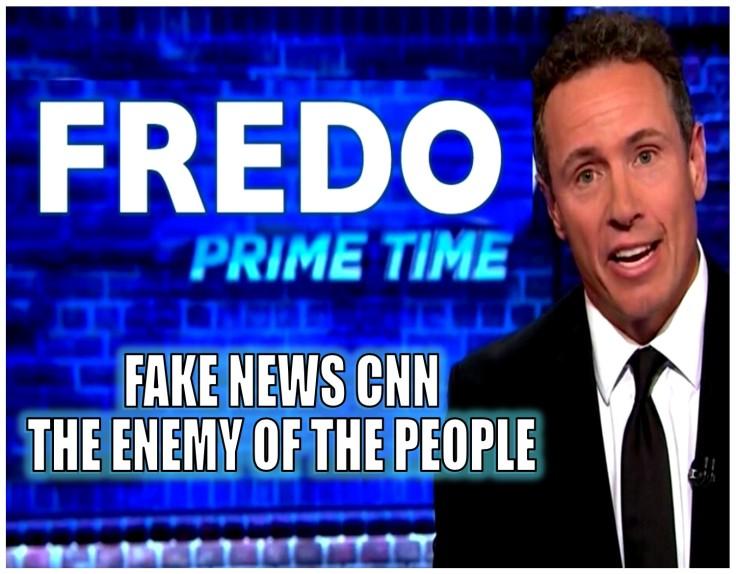 FREDO FAKE NEWS CNN