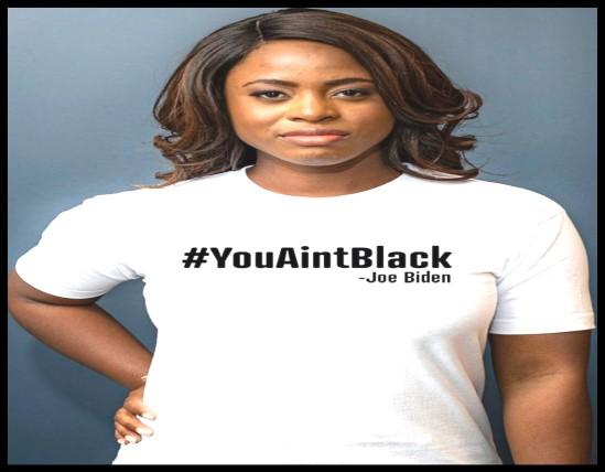 JOE BIDEN IS A RACIST