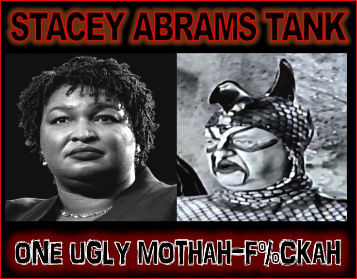 STACEY ABRAMS TANK