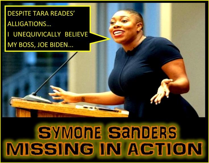 Symone Sanders M-I-A