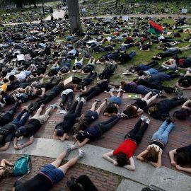 COVID-19 KILLS PROTESTERS