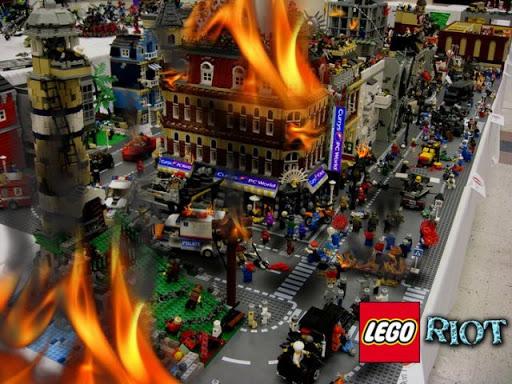 FUCK LEGO