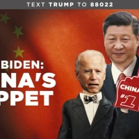 BEHOLD: CHINA'S BITCH, JOE BIDEN...