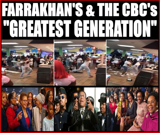 FARRAKHANS GREAT GENERATION