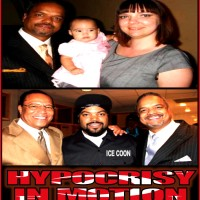 "JOSHUA NASIR FARRAKHAN WEDS HIS SO-CALLED ""NATURAL ENEMY."""