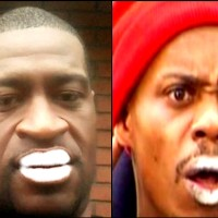 BITCHASS David Khari Webber Chappelle and/or TYRONE BIGGUMS ARE DIRECTLY RESPONSIBLE FOR THE DEATH OF GEORGE FLOYD...