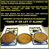 THE NATION OF ISLAM IS GOING OUT OF BUSINESS...…