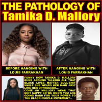 TAMIKA D. MALLORY FOUND OUT THE HARD WAY... IT'S N…